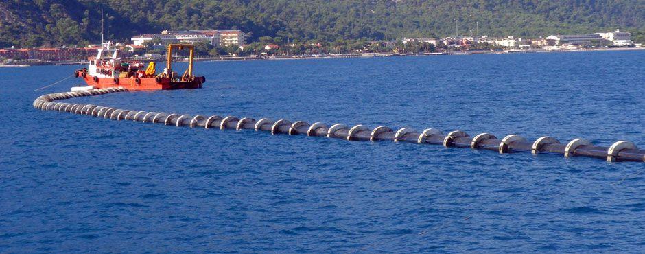 Deniz Deşarj Hatları